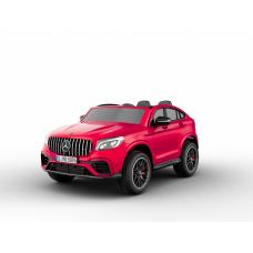 Двухместный электромобиль Barty Mercedes-AMG GLC 63 S Coupe (Лицензия) Красный