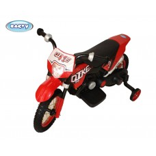 Детский электромотоциклBARTY CROSS YM68 Красный