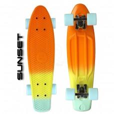 """Скейтборд 22"""" TLS-401M Multicolor Sunset"""