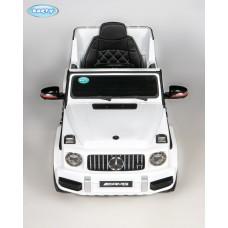 Детский электромобиль Barty Mercedes-AMG G63 BBH-0003 (Лицензия) Белый