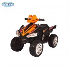 Детский электрический Квадроцикл М004МР Оранжевый