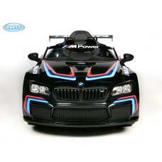 Детский электромобиль Barty BMW M6 GT3 (Лицензия) Черный