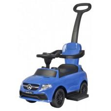 Каталка детская Barty Mercedes-AMG GLE63 (Z3288) (Лицензия) Синий