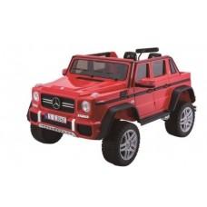 Двухместный электромобиль Barty Mercedes-Maybach G650 Landaulet (Лицензия) Красный