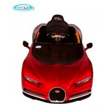 Детский электромобиль Bugatti Chiron HL318 (Лицензия) Красный