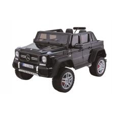 Двухместный электромобиль Barty Mercedes-Maybach G650 Landaulet (Лицензия) Черный