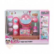 LOL Surprise Фабрика по производству Бомбочек для ванны с сюрпризом