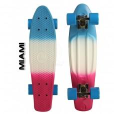 "Скейтборд 22"" TLS-401M Multicolor Miami"