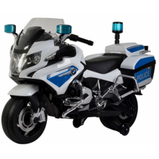 Электромотоцикл Barty BMW Police Motоbaike R1200RT-P/Z212 белый