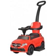 Каталка детская Barty Mercedes-AMG GLE63 (Z3288) (Лицензия) Красный