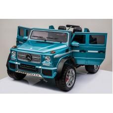 Двухместный электромобиль Barty Mercedes-Maybach G650 Landaulet (Лицензия) Синий