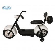 Детский электромотоцикл CityCoco BARTY YM708 Белый