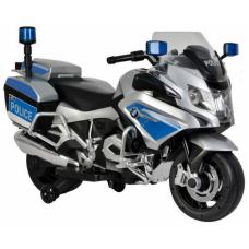 Электромотоцикл Barty BMW Police Motоbaike R1200RT-P/Z212 серебряный