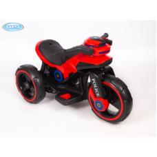 Электромотоцикл Barty Y- MAXI Police YM 198 красный