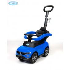 Каталка детская Barty S10 Volkswagen T-ROC (Лицензия) Синий