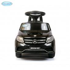 Детский электромобиль Barty Mercedes-Benz GLS 63 AMG HL600 (Лицензия) Черный