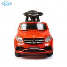 Детский электромобиль Barty Mercedes-Benz GLS 63 AMG HL600 (Лицензия) Красный