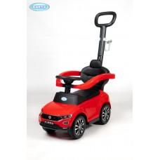 Каталка детская Barty S10 Volkswagen T-ROC (Лицензия) Красный