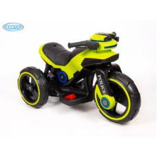 Электромотоцикл Barty Y- MAXI Police YM 198 салатовый