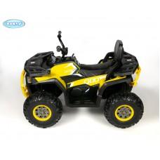 Детский электрический Квадроцикл T007MP Желтый