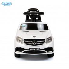 Детский электромобиль Barty Mercedes-Benz GLS 63 AMG HL600 (Лицензия) Белый