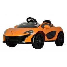 Детский электромобиль Barty Maclaren Z672 (Лицензия) Оранжевый