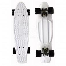 """Скейтборд 22"""" TLS-401 Classic белый"""