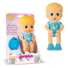 BLOOPIES Кукла для купания Макс, в открытой коробке