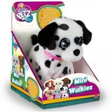 Club Petz Щенок Mini Walkiez Dalmatian интерактивный, ходячий, со звуковыми эффектами