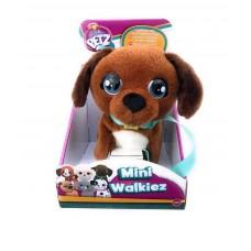 Club Petz Щенок Mini Walkiez Chocolab интерактивный, ходячий, со звуковыми эффектами
