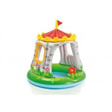 """Бассейн надувной детский """"Royal Castel Pool"""" (1-3 года), 122смx1.22м"""