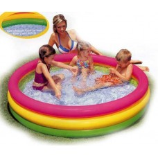 "Бассейн надувной ""Sunset Glow Pool"" 147х33 см. (от 3-х лет) (Китай) (INTEX, int57422NP)"