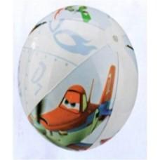 Мяч пляжный САМОЛЕТЫ, от 3-х лет, 61см. (INTEX, int58058NP)