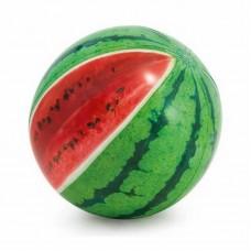 Мяч надувной Арбуз, 3+, 107см