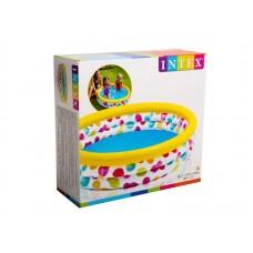 """Бассейн надувной детский """"Cool Dots Pool"""", 147х33 см (от 2-х лет) (Китай)"""