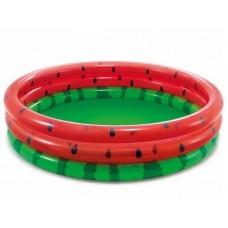 """Бассейн надувной детский """"Watermelon Pool"""", от 2-х лет, 168смx38см"""