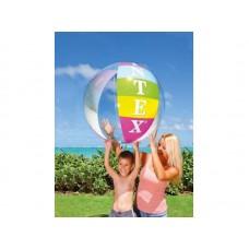 Мяч надувной INTEX, 91,5см (INTEX, int59060NP)