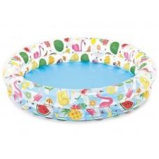 "Бассейн надувной детский ""Just so fruity Pool"", от 2-х лет, 122х25 см"