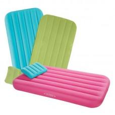 Матрац-кровать надувной, в наборе с подушкой  (INTEX, int66801)