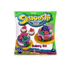 """Набор для творчества Skwooshi """"Выпечка"""" - масса для лепки и аксессуары (Irwin Toy, S30022)"""