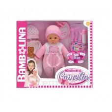 Интерактивный пупс Camelia 40, см