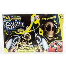 Тир проекционный Джонни-Черепок с 2-мя бластерами (Johnny the Skull, 0669-2)