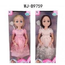 Кукла в платье с аксессуарами, 45см, 2 вида