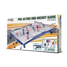 """Игра настольная """"Хоккей"""", из пластмассы+элементы из металла, от 5 лет"""