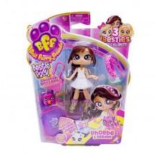 Best Furry Friends Кукла Bestie с питомцем на блистере, 2 серия, Phoebe