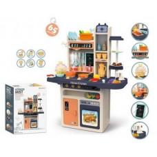 Кухня с аксессуарами, со световыми и звуковыми эффектами, 65 предметов.
