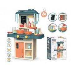 Кухня с аксессуарами, со световыми и звуковыми эффектами, 36 предметов.