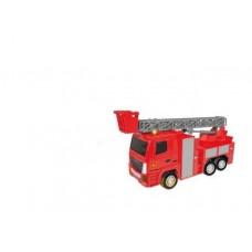 Машина Пожарная, инерционная, звуковые и световые эффекты
