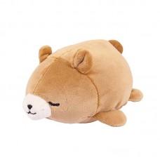 Медвежонок коричневый, 27 см игрушка мягкая