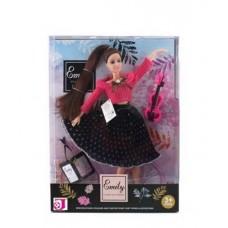 """Кукла """"Эмили. Модница"""" с аксессуарами, 30см"""